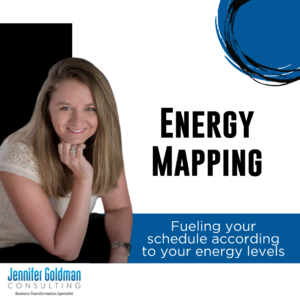Energy Mapping with Jen Goldman